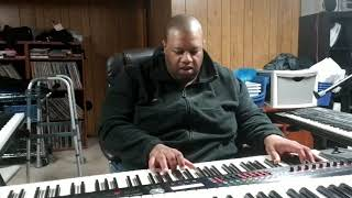 Giving You the Best That I Got (Anita Baker) performed by Darius Witherspoon (4/19/18)