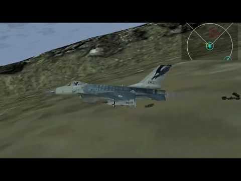 F-16 Multirole Fighter: Campaign 2 - Liberia/Sierra Leone