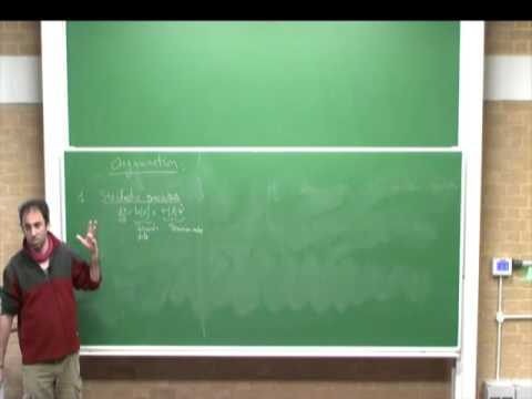 Cambridge short lecture 1-Holcman - Introduction to stochatic processes