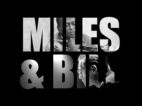 Miles Davis interview about Bill Evans