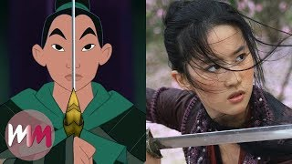 Top 5 Things We Need in the Live-Action Mulan Movie