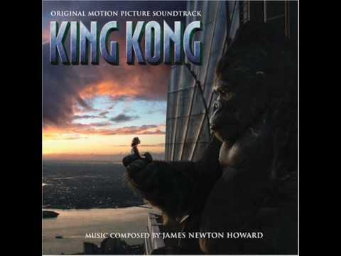 King Kong Soundtrack- A Fateful Meeting