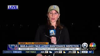 State inspection reports reveal violations at Mar-a-Lago