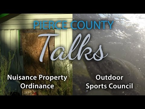 Nuisance Property Ordinance/Outdoor Sports Council, PC Talks Ep 38