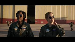 Captain Marvel - Top Gun Anthem