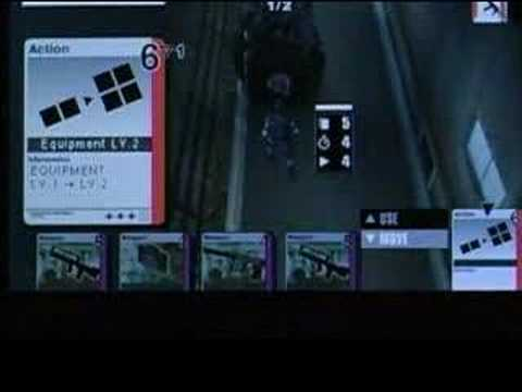 Metal Gear Acid Video Review - PSP