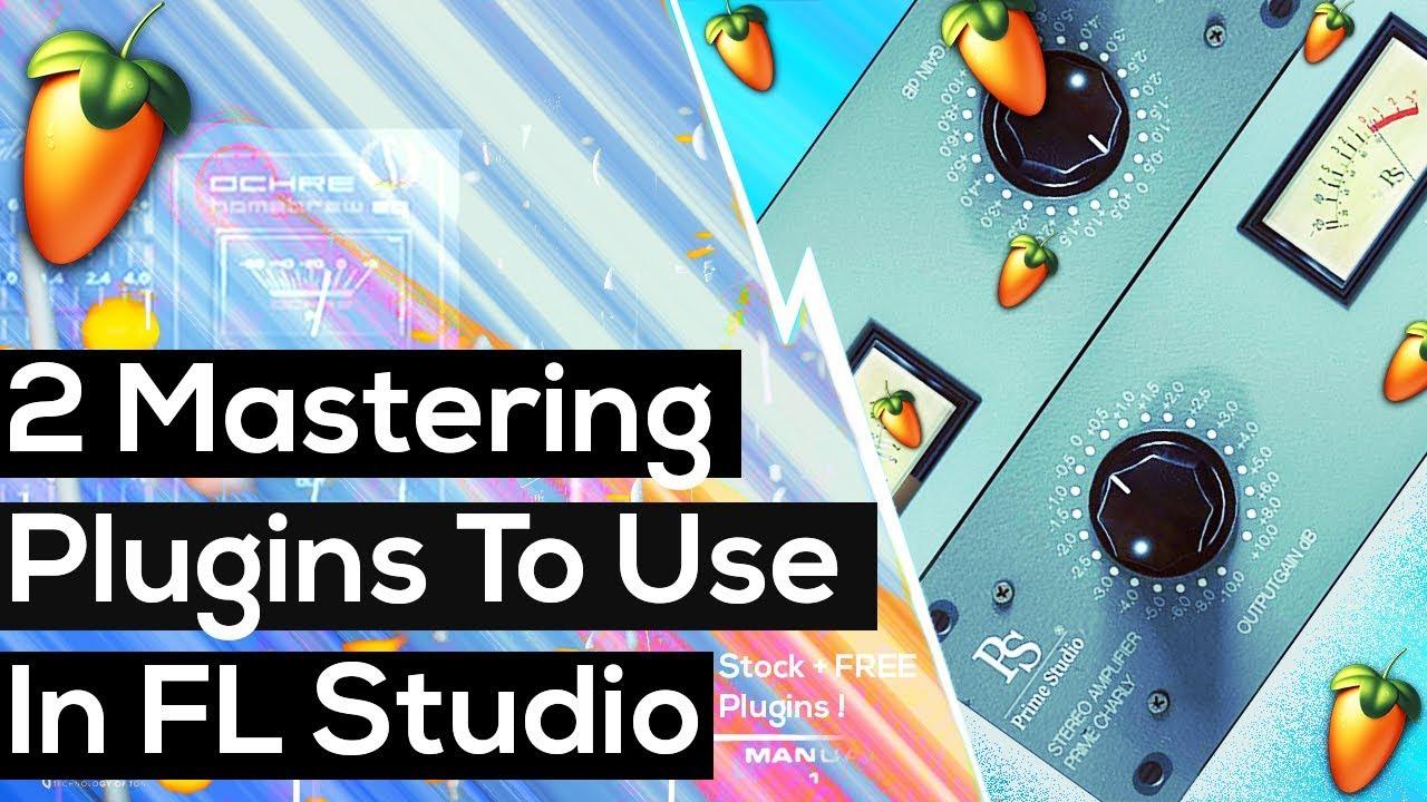 2 FREE Mastering Plugins For FL Studio (Analog Warmth 🔥) (Hip Hop Mixing)