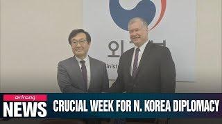 Crucial week of North Korea nuclear diplomacy ahead
