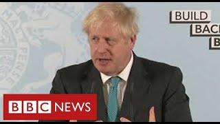 Boris Johnson apologises for repeated confusion over coronavirus restrictions - BBC News