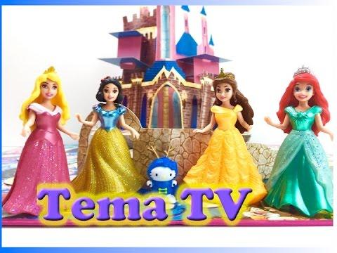 Игры Принцессы Диснея Играть в принцесс Диснея