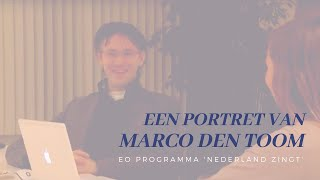 Portret van musicus MARCO DEN TOOM (2012)