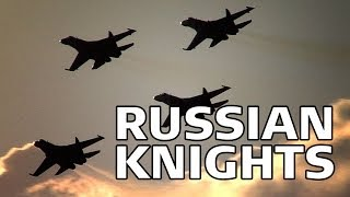 Russian Knights  and DVD Outro - Russian Air Force 100th Anniversary Airshow