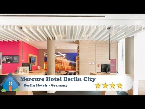 Mercure Hotel Berlin City - Berlin Hotels, Germany