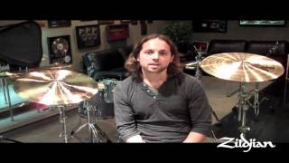Zildjian Behind the Scenes - Matt Billingslea (Lady Antebellum)