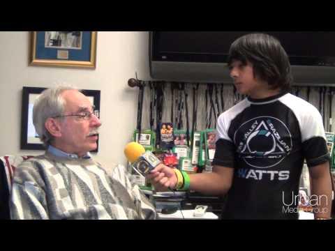 Tai Urban interviews Marc Ratner (UFC's VP of Regulatory Affairs)