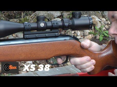 REVIEW: SMK XS38 / XISICO XS46U Air Rifle