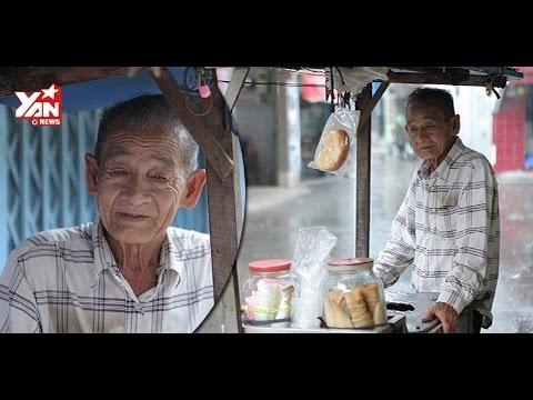 Cụ ông 30 năm tần tảo bên chiếc xe kem nuôi vợ bệnh tim