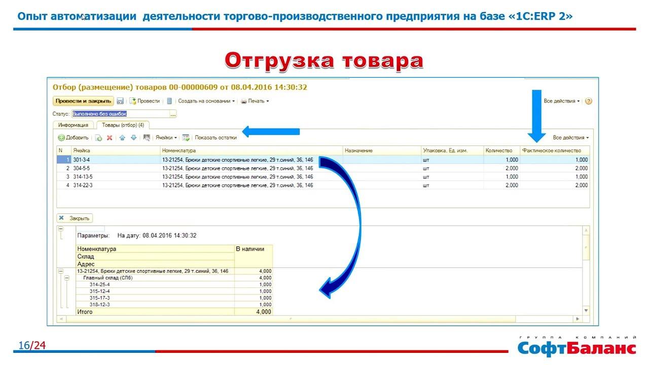 1с логистика опыт внедрения продажа билетов бухгалтерия 1с