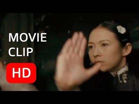The Grandmaster - 'Train Fight' Movie Clip (2013) Tony Leung Movie [HD]