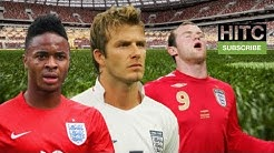 GRADED! Every England World Cup Kit Between 1998 And 2014