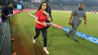 Preity Zinta abused Sanjay Bangar in front of players and staff |वनइंडिया हिन्दी