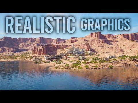 Top 10 Upcoming REALISTIC GRAPHICS Games of 2021 & 2022 [4K]