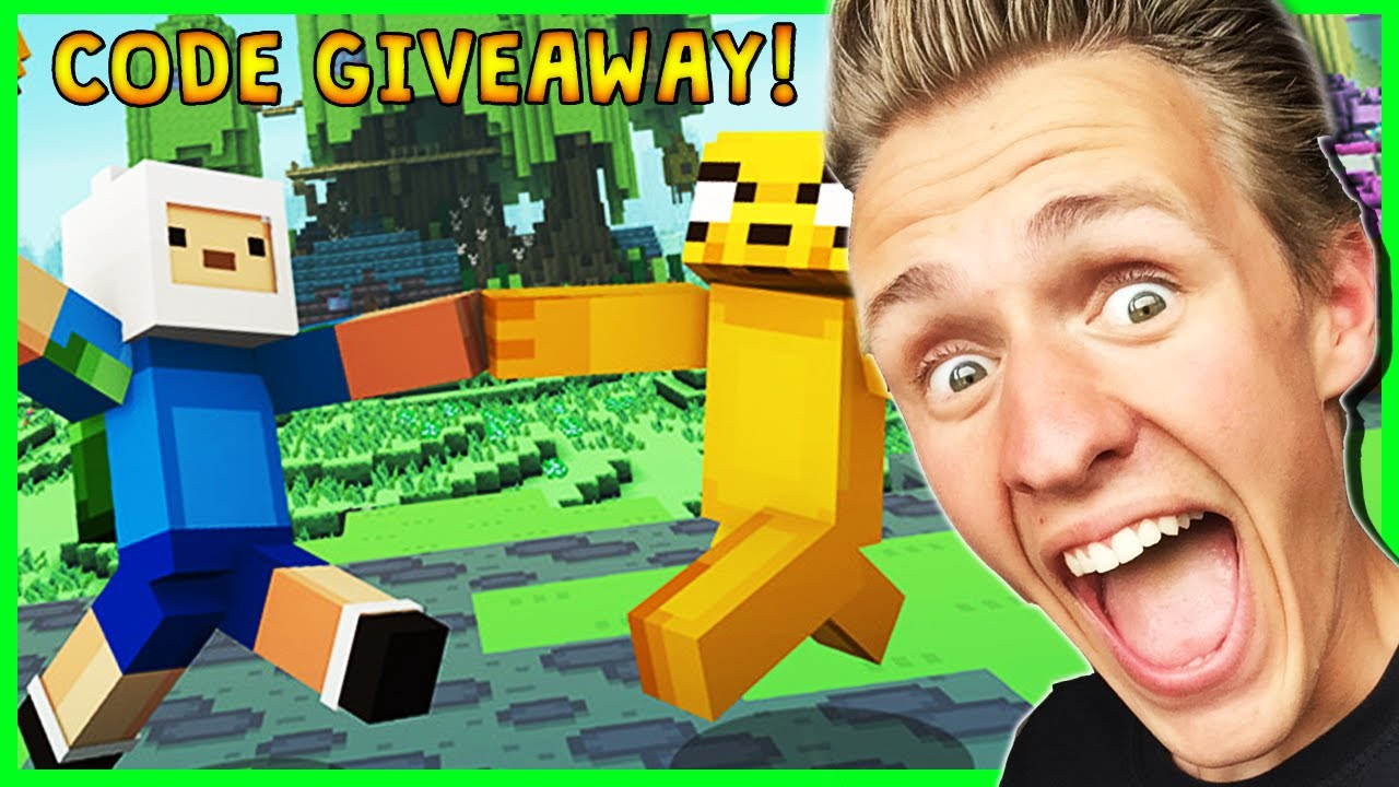 minecraft gift codes giveaway adventure time mash up pack minecraft xbox one code 6218