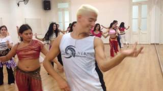 Gambar cover Golden Bellydance Workshop - Oriental Summer 2017