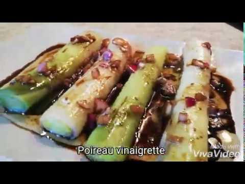 recette-rapide-poireau-vinaigrette