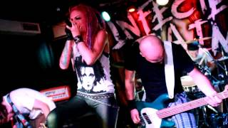 Infected Rain (Mol) - Enslaved By A Dream - Live at Exit-us (28.9.2014, Praha)