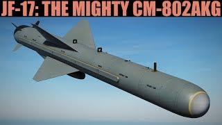 JF-17 Thunder: CM-802AKG Cruise Missile (DIR/COO/MAN) Tutorial | DCS WORLD