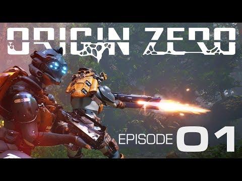"""ORIGIN ZERO - Episode 01 """"Defeat"""" [UHD]"""