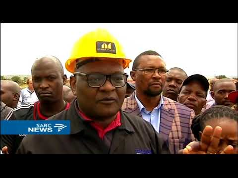 Gauteng govt launches a multi-billion rand human settlement project
