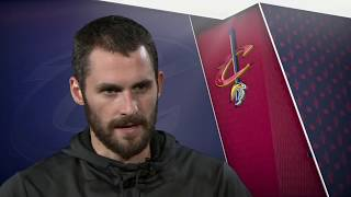 Kevin love describes how lebron james told him he would be cavaliers' starting center | espn