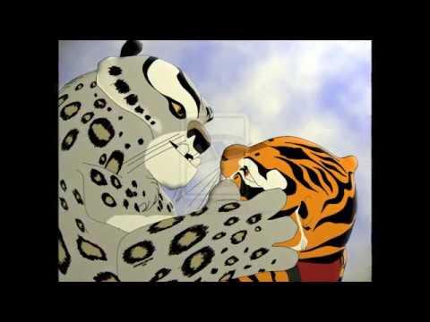 тигрица из кунг фу панда😑😆☺😐😑😄