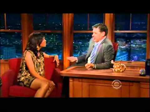 Craig Ferguson 11/28/11D Late Late Show Aisha Tyler
