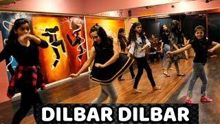 DILBAR DILBAR Song Dance Choreography | Satyamev Jayate | AJ Dance Studio