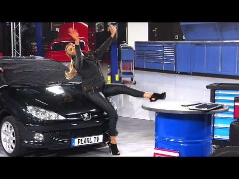 With that, Vivien Konca's car always starts! At PEARL TV (January 2019) 4K UHD