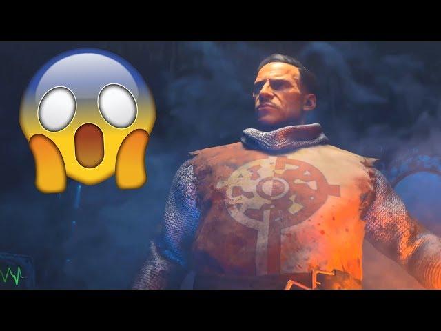 BLOOD OF THE DEAD EASTER EGG ENDING CUTSCENE REACTION!! (OUTRO) **WTTFTFTFTFTTFTFFFFFFFF**
