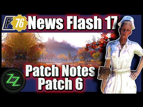 Fallout 76 neuer Patch (deutsch) Patch 6 Patchnotes vorgelesen & kommentiert [F76 News Flash 17] thumbnail