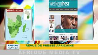 KIOSQUE PANAFRICAIN DU 05 06 2018 : revue de presse africaine
