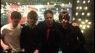 The Strypes (minus Pete) - Run Rudolph Run (Live)
