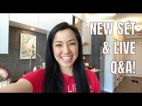 🔴 LIVE Q&A + New Set Reveal!