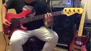 Gravity - John Mayer (Bass Cover) Pino Palladino Bass®