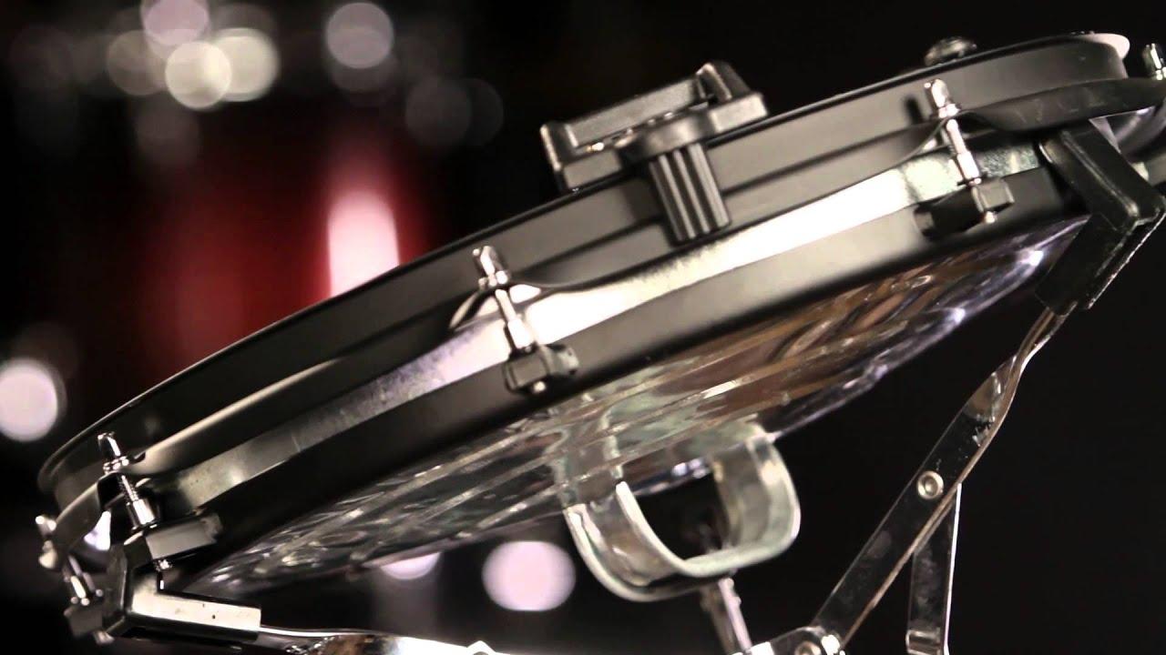 LP Latin Percussion LP1621 Sound Enhancer Raw Series Jingle