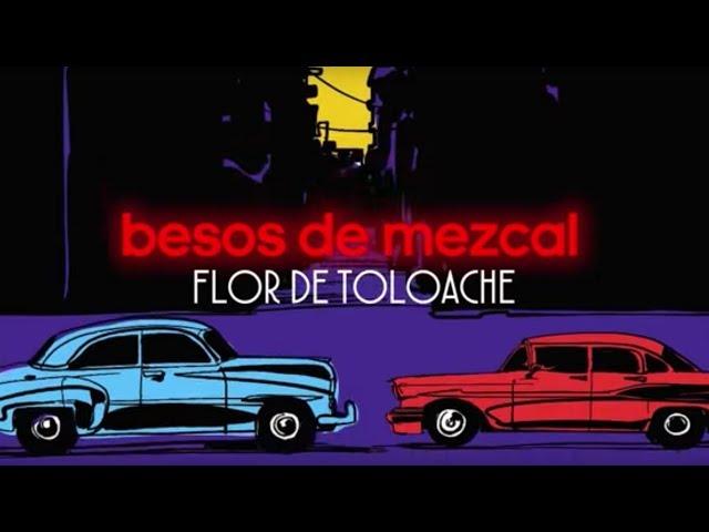 Flor de Toloache - Besos de Mezcal (Video Oficial)