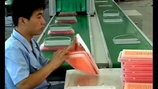 China Automatic Polyurethane Filter Gasket Casting machine1