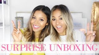 SURPRISE CHRISTMAS GIFT UNBOXING   Ameriie