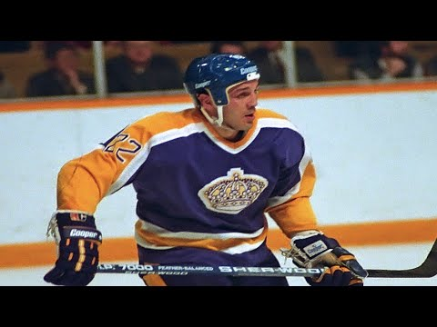 The Most Penalised NHL Player - The Tiger Williams Story