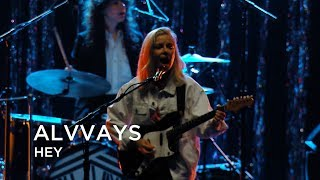 Alvvays | Hey | CBC Music Festival